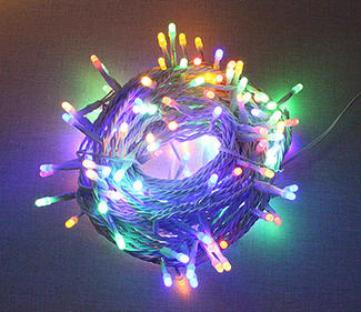 Connectable Color Changing String Lights Christmas Lights