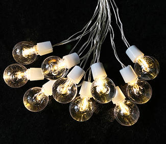 new BO copper wire LED lights with ball warmwhtie  DD-2003