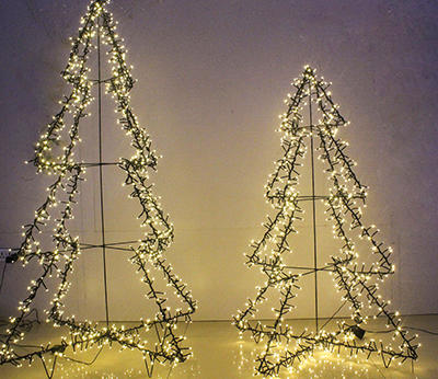 cluster tree light, height 120cm 150cm 180cm, warmwhtie  DD-3003