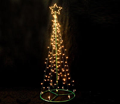 180LED tree light, height 180cm warmwhtie  DD-3004